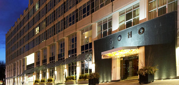 Soho Metropolitan Hotel Toronto  Rooms