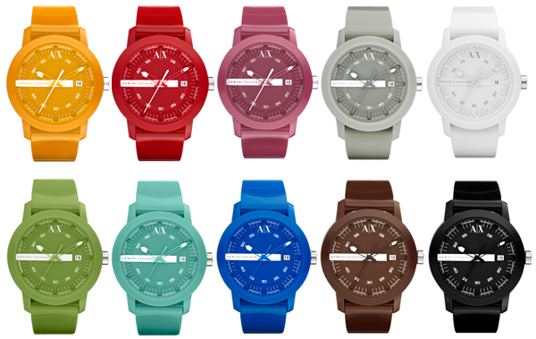 advertisements - Color Watches