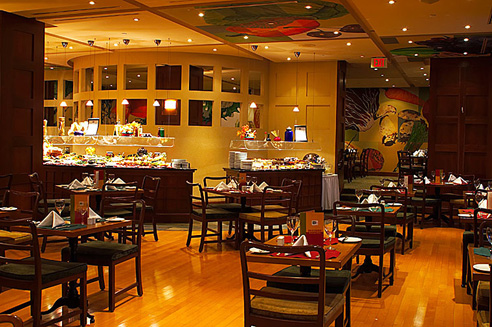 Delta Chelsea Hotel Toronto Restaurant