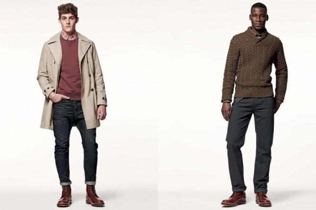 Gap Fall 2012 Fashion Collection
