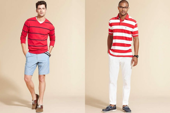 Tommy Hilfiger Men Polo Shirts