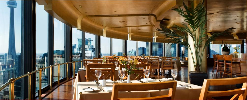 Toronto S Hotel Restaurant Guide Dapper And Gent
