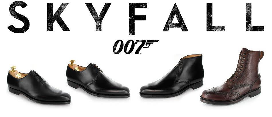 Crockett Jones Shoes For James Bond Skyfall Dapper And Gent