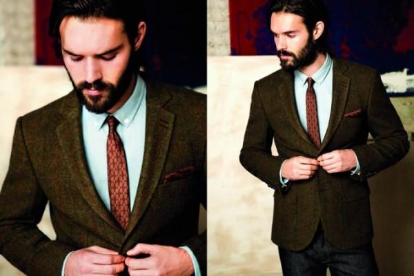 Burton Montague Collection 2012 Men's Lookbook
