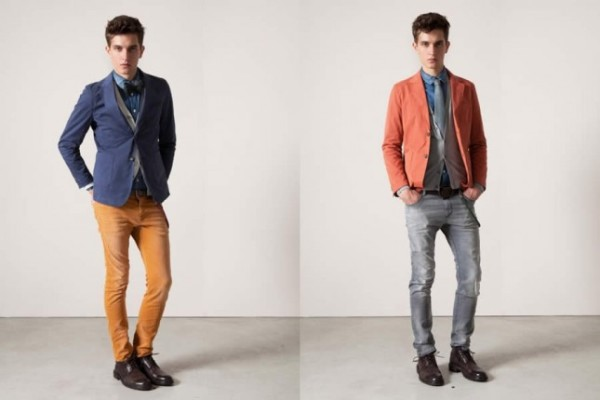 Closed FW2012 Men's Lookbook