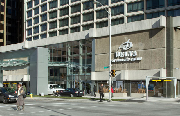 Delta ottawa city centre unveils new look and upgrades for Hotel design ottawa