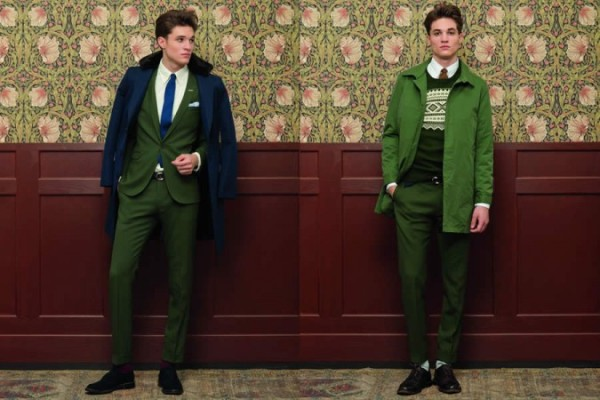 GANT Rugger Holiday Collection 2012 Men's Lookbook