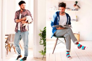 Happy Socks SS2013 Men's Lookbook