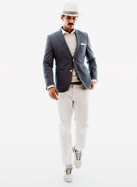 h m summer 2013 mens lookbook dapper and gent