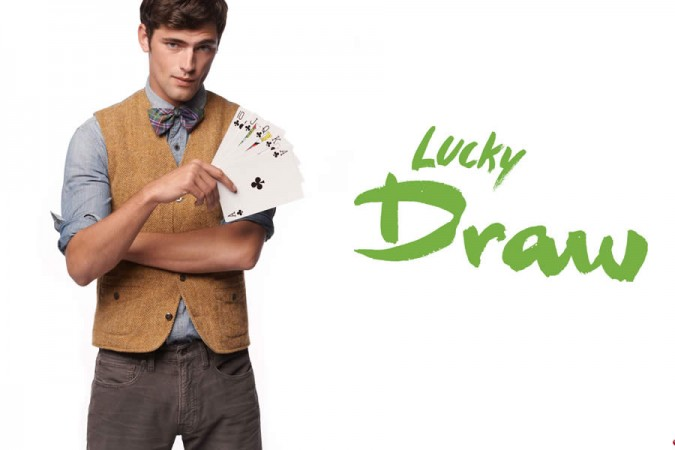 Lucky Brand Holiday 2012 Advertising Campaig