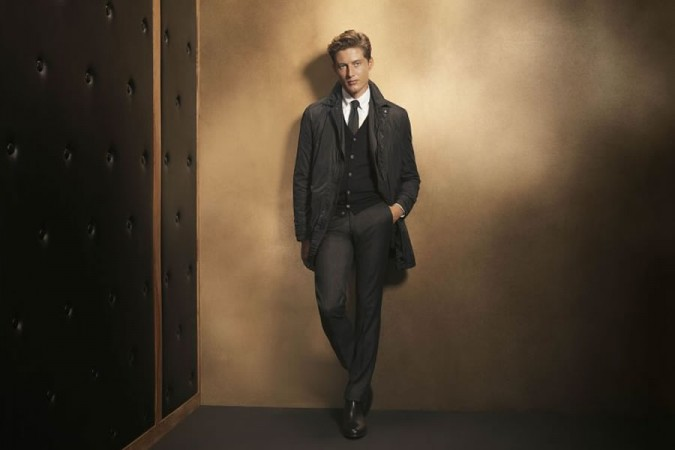 Massimo Dutti Special Events 2012 Collection Men's Lookbook