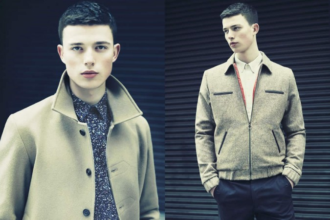 Percival FW2012 Men's Lookbook1