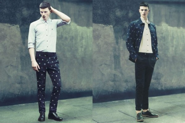 Percival FW2012 Men's Lookbook