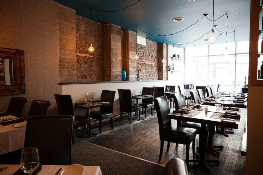 Blue on Water Restaurant