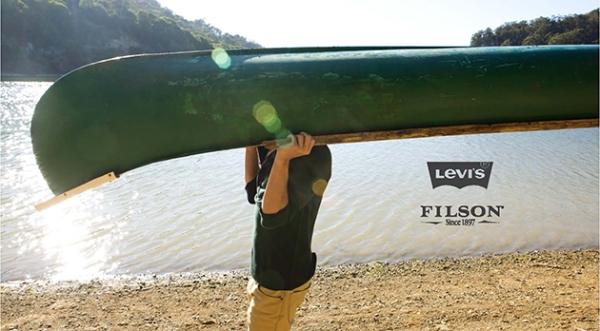 Filson + Levi Fall 2012
