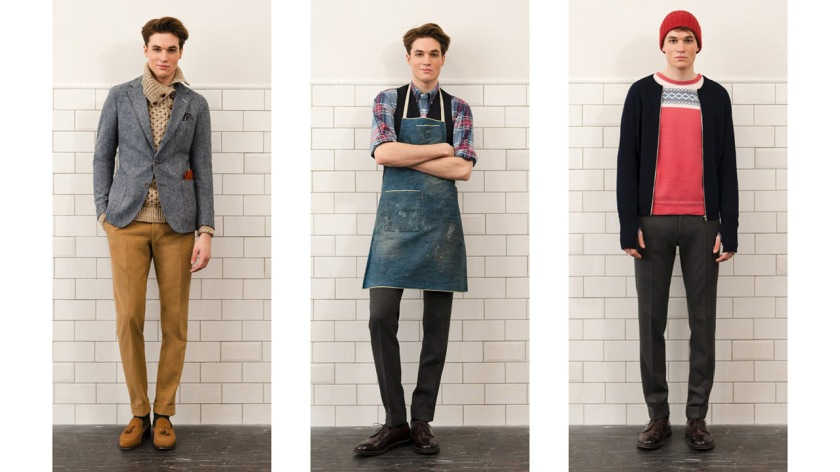 GANT Rugger Lookbook Unkempt Sprezzatura