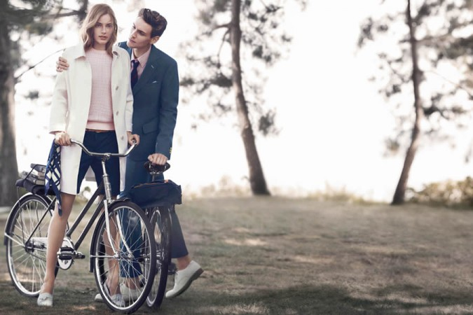 Gant SS2013 Advertising Campaign