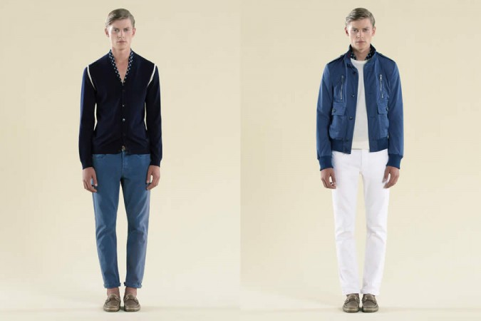 Gucci Cruise SS2013 Men's Lookbook