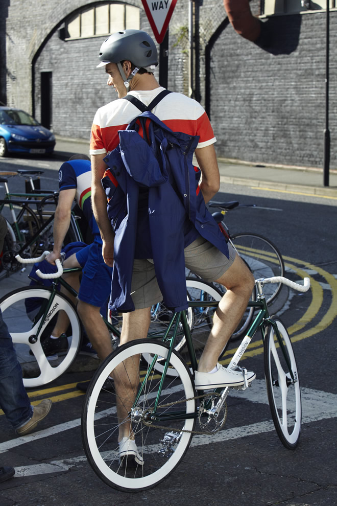 H&M teams with Brick Lane Bikes