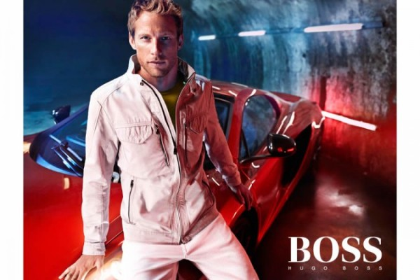 Hugo Boss x McLaren Collection Lookbook