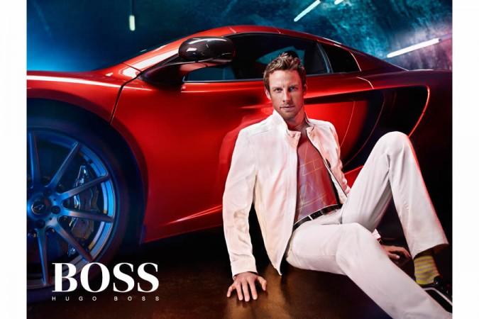 Hugo Boss x McLaren Collection Lookbook