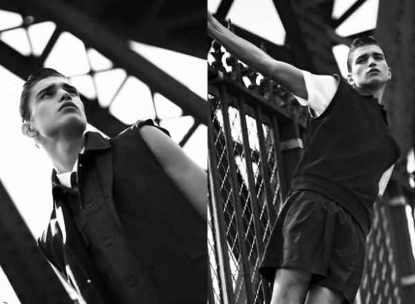 KRISVANASSCHE x Lee SS2013 Men's Lookbook