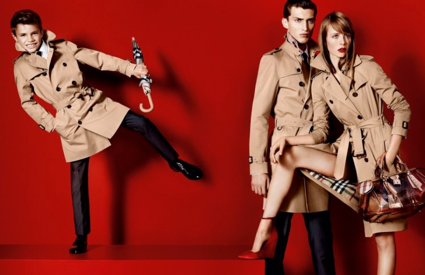 Burberry SS2013 Campaign