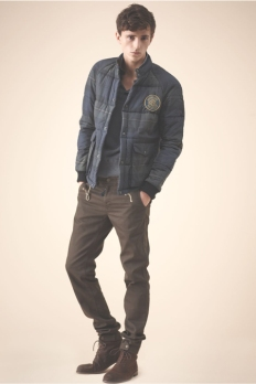 Goodwood Sports & Racing Collection by Belstaff Fall 2013