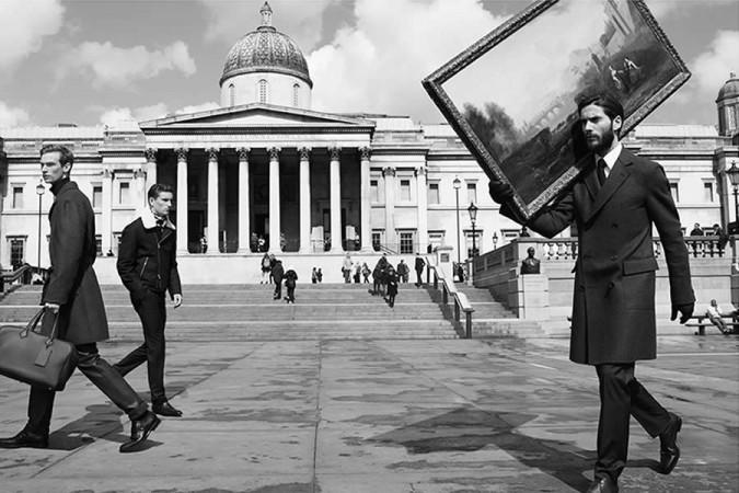 Hermès FW2012 Lookbook
