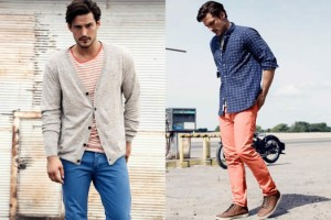 H&M Spring 2013 Casual Styles Men's Lookbook
