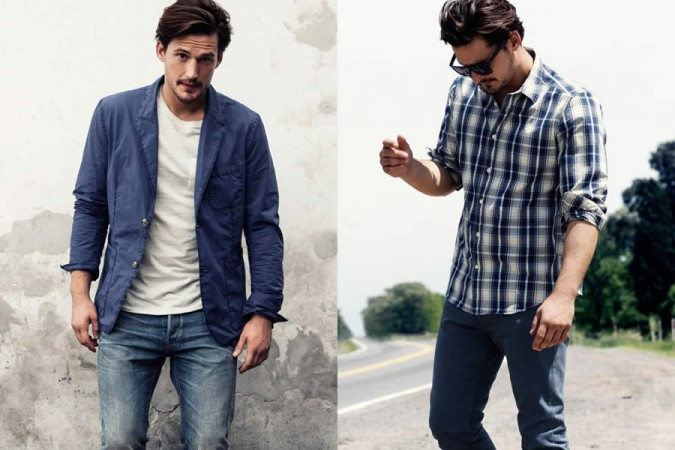 h m spring 2013 casual styles men s lookbook dapper and gent