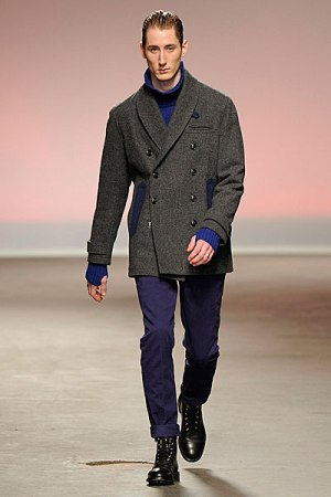 London Collection Oliver Spencer FW2013