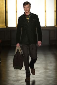 London Collections Richard James Fall 2013