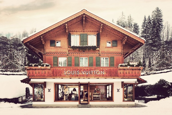 Louis Vuitton Gstaad