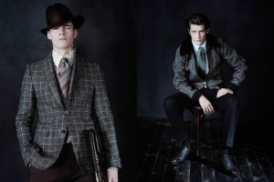 Berluti FW2013 Men's Lookbook