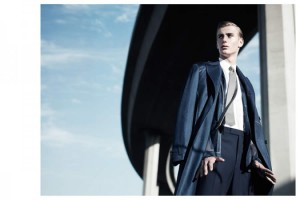 Dior Homme SS2013 Underpass Advertising Campaign