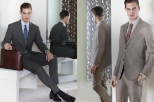 Ermenegildo Zegna Made to Measure SS2013 Men's Lookbook