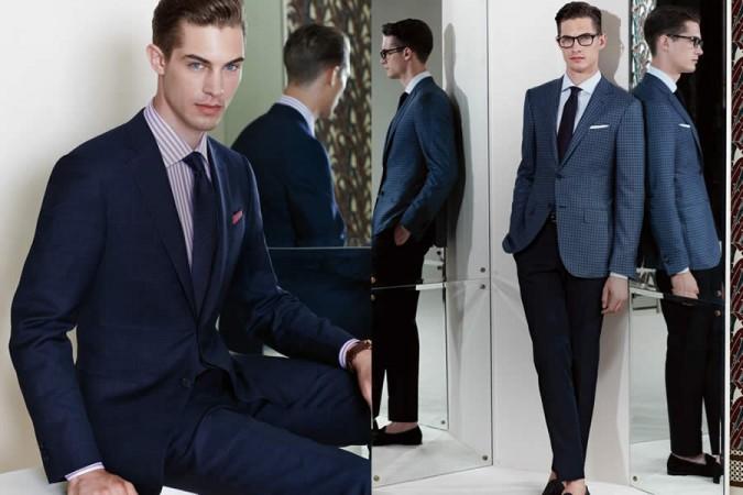 4b4f8e9f7469 Ermenegildo Zegna Made to Measure Spring/Summer 2013 Men's Lookbook ...