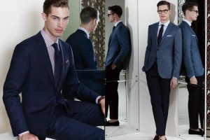 Ermenegildo Zegna Made to Measure SS2013 Men's Lookbook