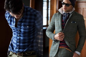 GANT by Michael Bastian FW2013 Men's Lookbook
