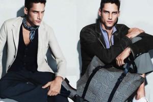 Giorgio Armani SS2013 Advertising Campaign