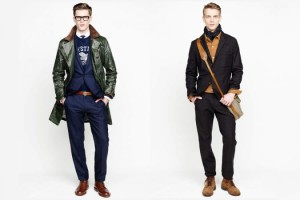 J. Crew FW2013 Men's Lookbook
