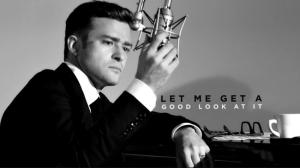 Justin Timberlake Suit & Tie
