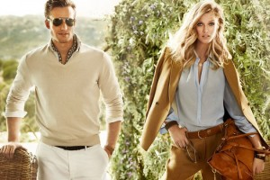 Massimo Dutti SS2013 Advertising Campaign