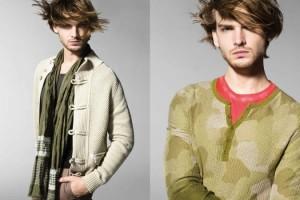 United Colors of Benetton SS2013 Men's Lookbook