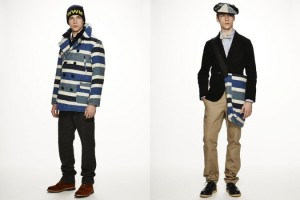 Woolrich Woolen Mills FW2013 Men's Lookbook