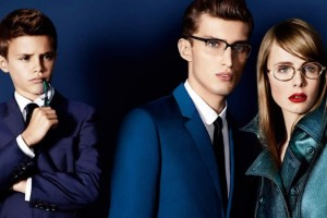 Burberry SS2013 Eyewear Advertising Campaign