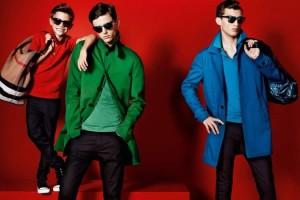 Burberry SS2013 Eyewear Advertising Campaign