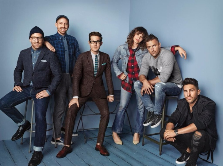 The GQ x Gap Best New Menswear Designers in America Collection